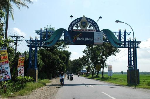 Daftar UMR, UMK Kabupaten Kebumen