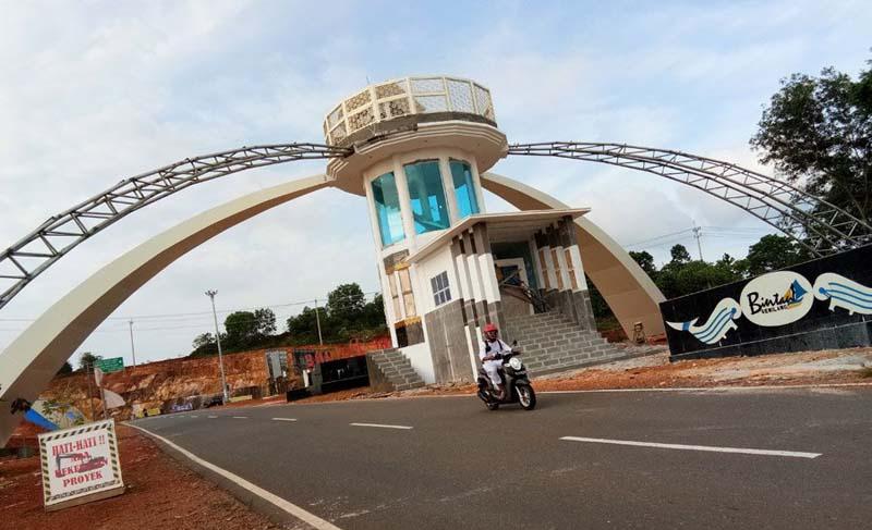 Daftar UMR, UMK Kabupaten Bintan