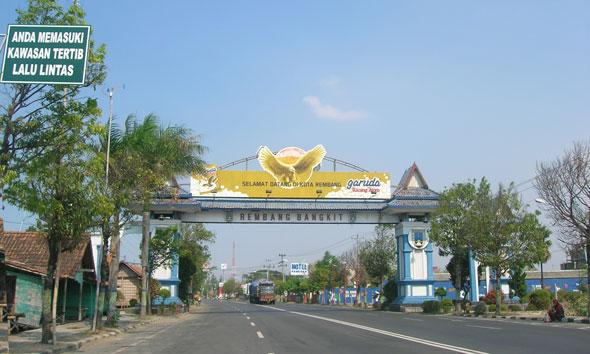 Daftar UMR, UMK Kabupaten Rembang