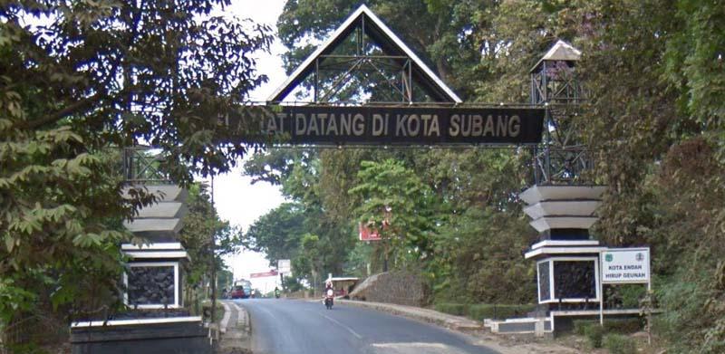 Daftar UMR, UMK Kabupaten Subang