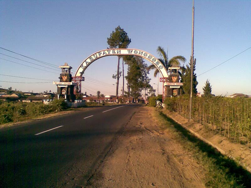 Daftar UMR, UMK Kabupaten Wonosobo
