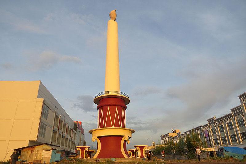 Daftar UMR, UMK Kota Manado